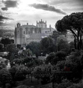Fotógrafo en Toledo, San Juan de los Reyes