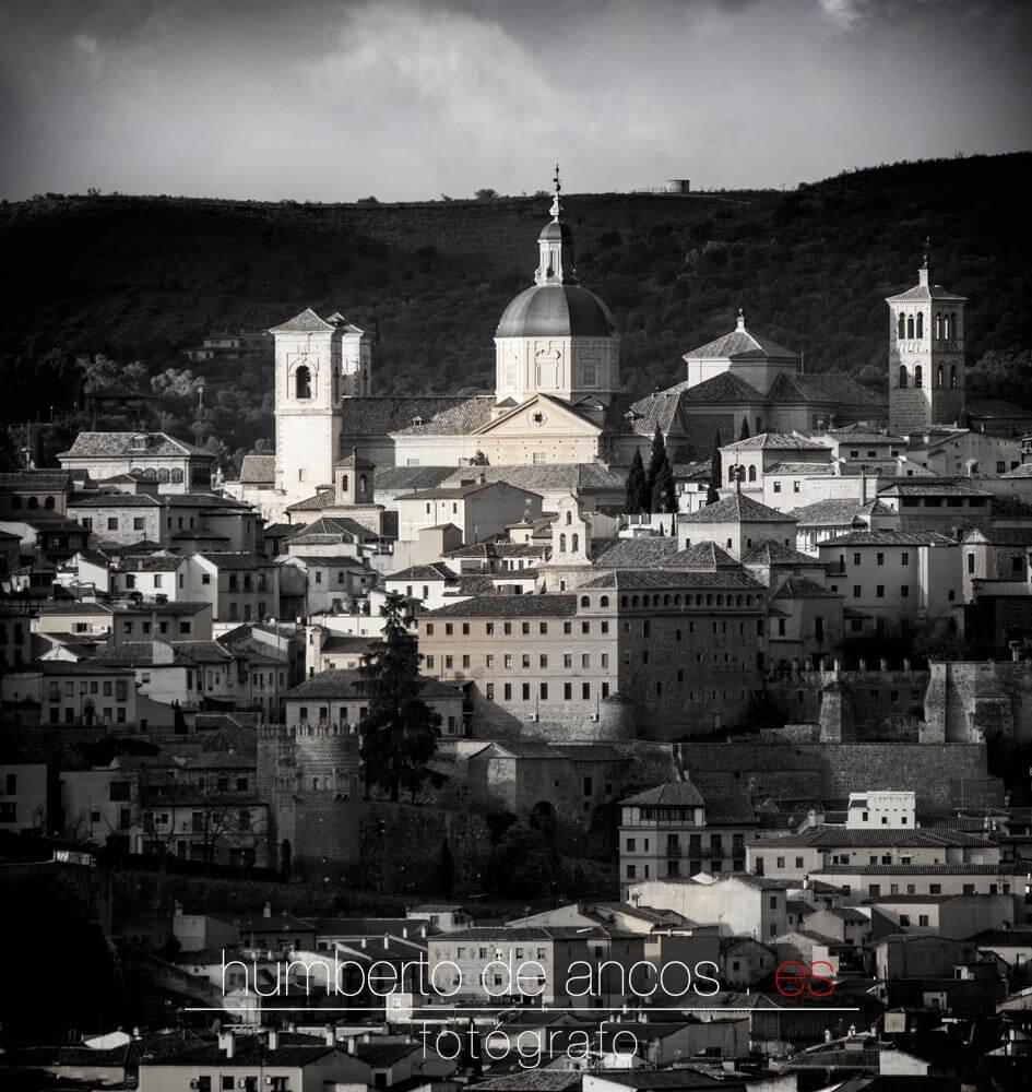 Vista de Toledo, Humberto de Ancos