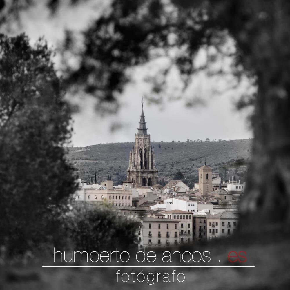 Vista de Toledo, panorámica de Toledo, Fotógrafo profesional