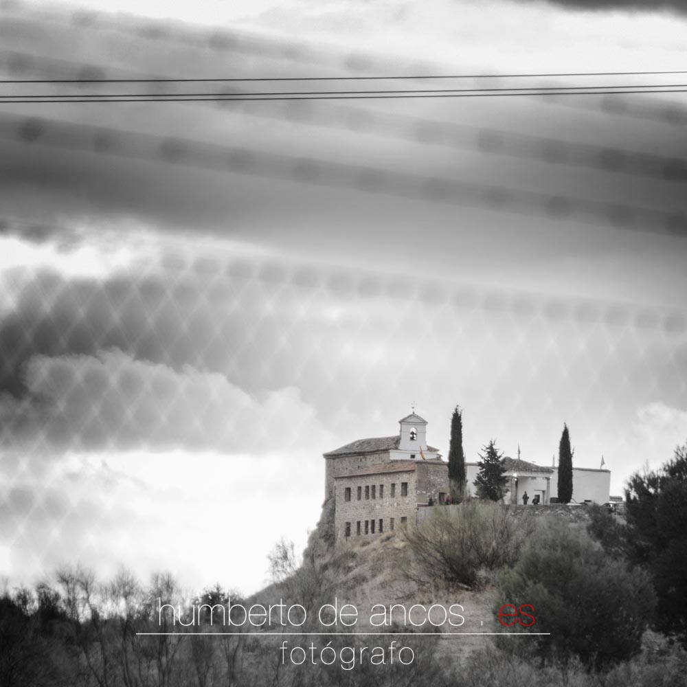 Ermita de la virgen de la Guía, toledo, fotógrafo profesional