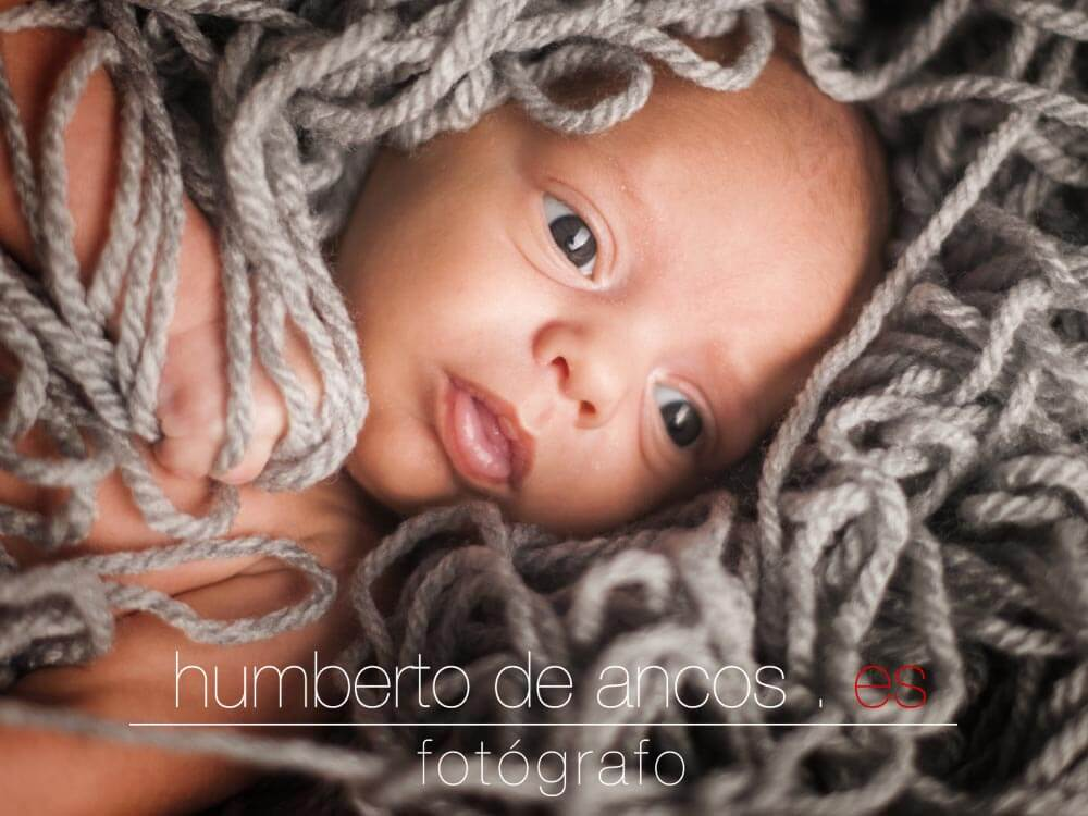 Fotografia de bebés, Toledo, Humberto de Ancos
