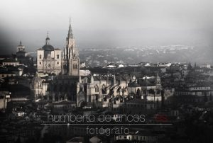 Panorámica de Toledo, Humberto de Ancos, Fotógrafo profesional.