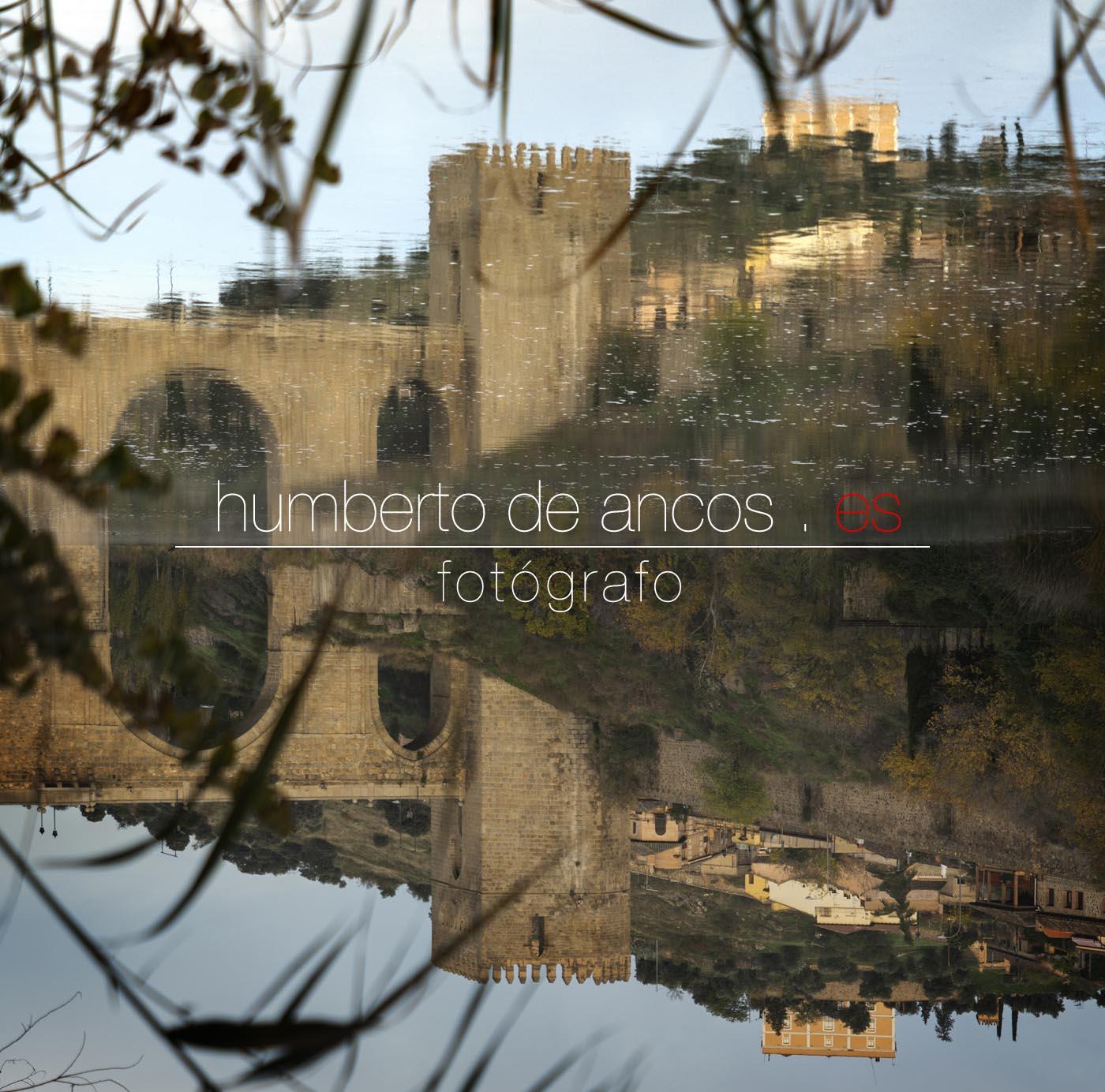 Humberto de Ancos, fotógrafo profesional, toledo